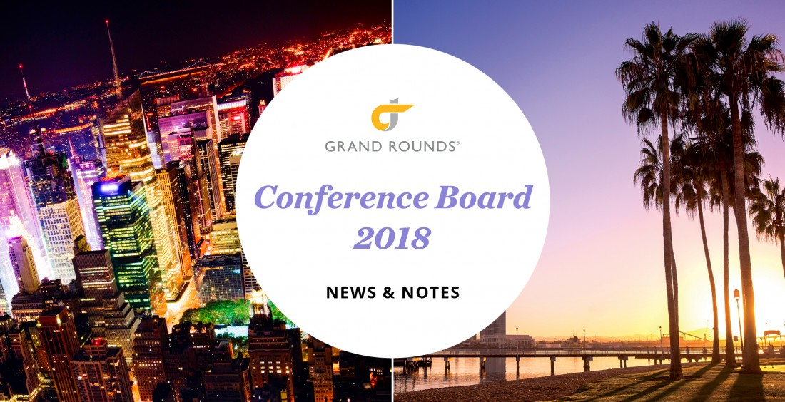 Conference Board 2018 News & Notes