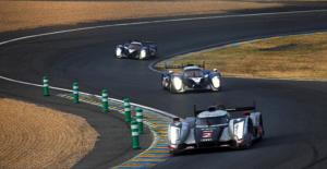 3 Race cars